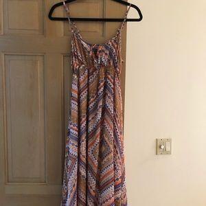 LF Millau Maxi Dress Size XS